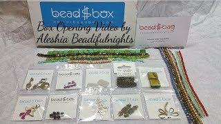 Dollar Bead Box and Bag Opening January 2018