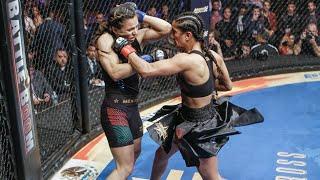 MMA | Combate Estrellas | Amanda Serrano vs. Corina Herrera