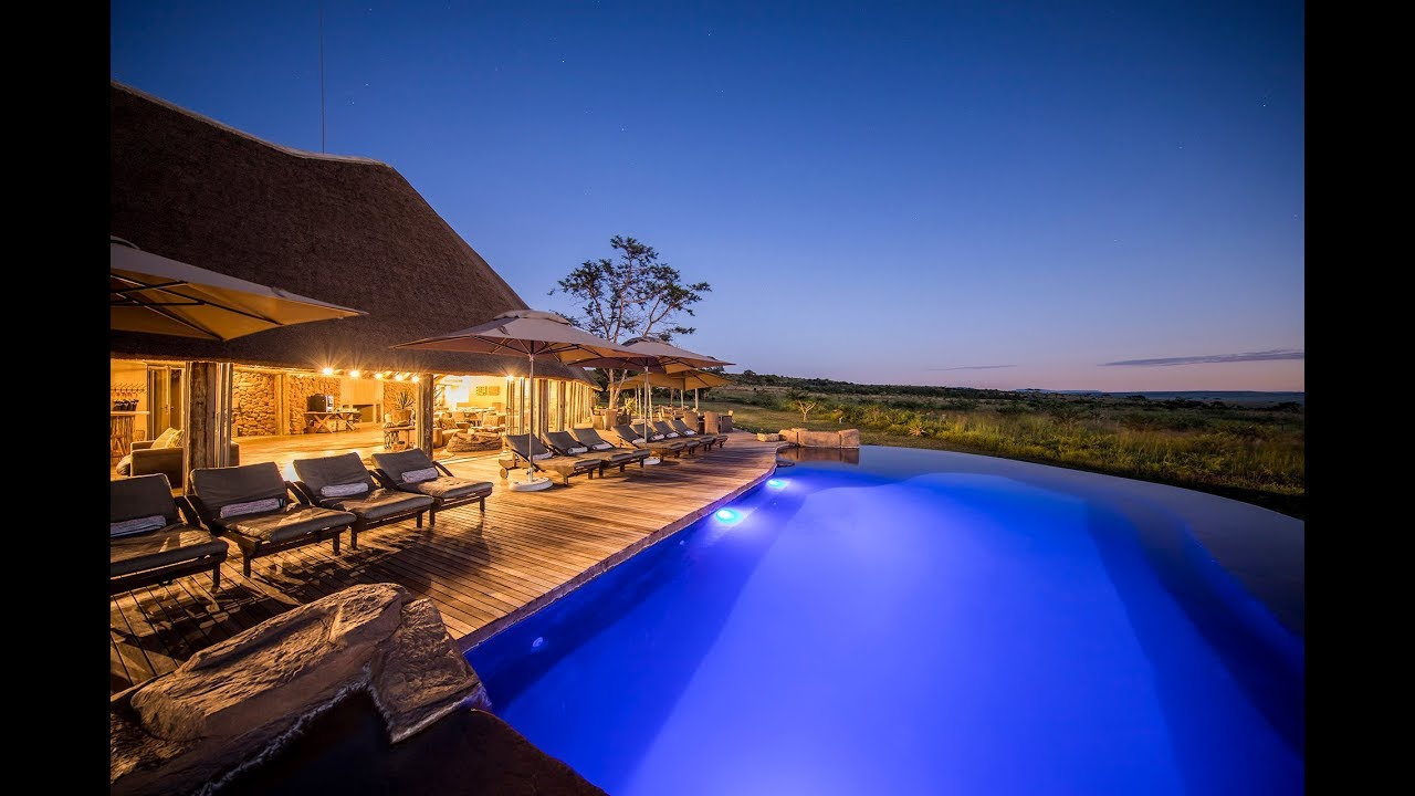 Ndaka Safari Lodge, Nambiti, South Africa