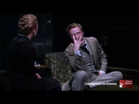 «Ghost» by Henrik Ibsen   from Almeida Theatre Lesley Manville & Jack Lowden