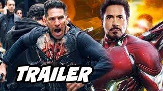 Punisher Season 2 Trailer - Avengers Endgame Timeline and Easter Eggs Breakdown