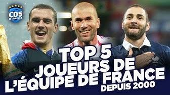 Quel est le meilleur joueur de l'Équipe de France depuis 2000 ? - Replay #17 -  #CD5