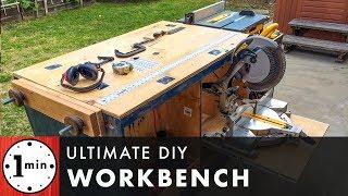 Ultimate DIY Workbench!