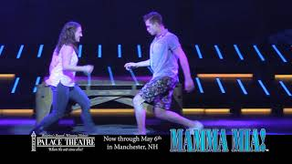 Mamma Mia! at the Palace Theatre