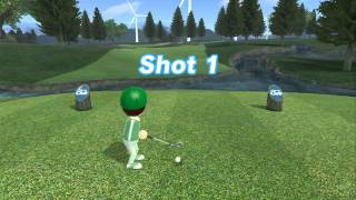 Wii Sports Club ~ Lakeside Course A  -4