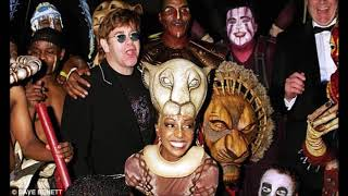 The Circle Of Life  (The Lion King Soundtrack)-Featuring Carmen Twillie and Ledb M.