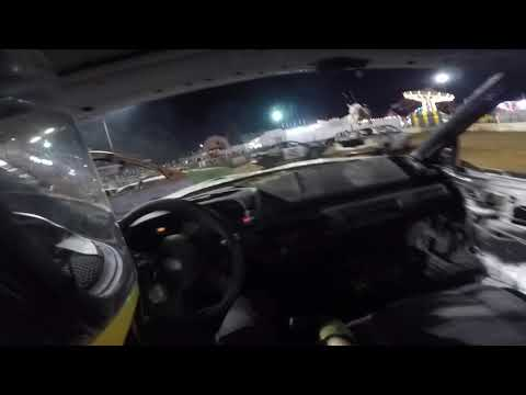 2017 Dixie classic fair figure 8 race