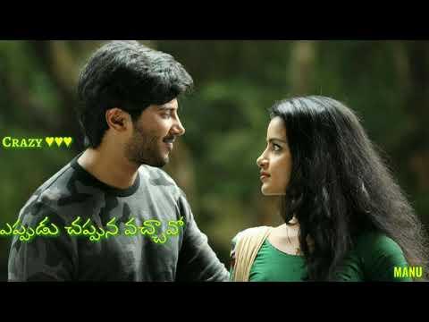 Ninne Chudanu Pommantu...song By Salman