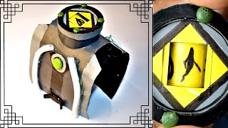 How to make Ben 10 Omnitrix  Fully Functioning with Aliens Interface