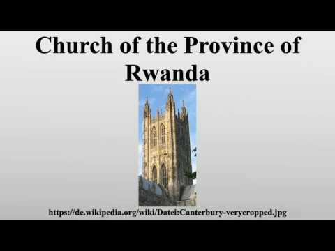 Church of the Province of Rwanda
