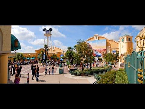 Walt Disney Studios Paris Daytime Music Loop - DisneyAvenue.com