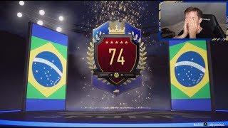 LETS GO! NAGRODY za TOP 75 w FUT CHAMPIONS! FIFA 19 Ultimate Team