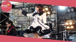 AKB48/NGT48柏木由紀(26)が3日、愛知・蒲郡のラグーナテンボスで「ラグーナミュージックフェス2018新春スペシャル」に...