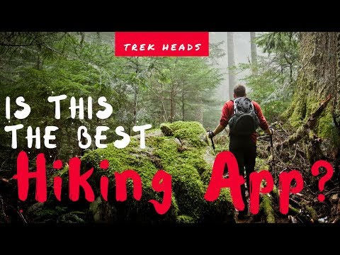 Trek Heads | Is KOMOOT The BEST Outdoors Navigation App For HIKING