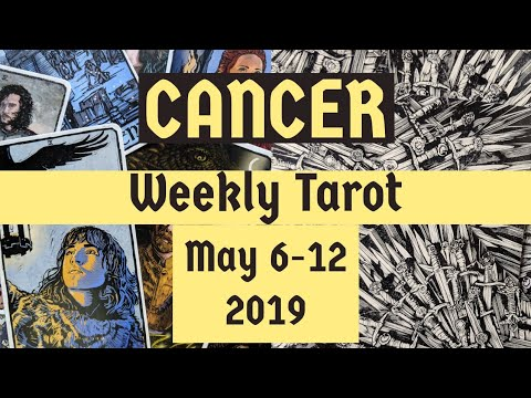 cancer tarot weekly 6 to 12