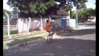 Bike Trial Loanda