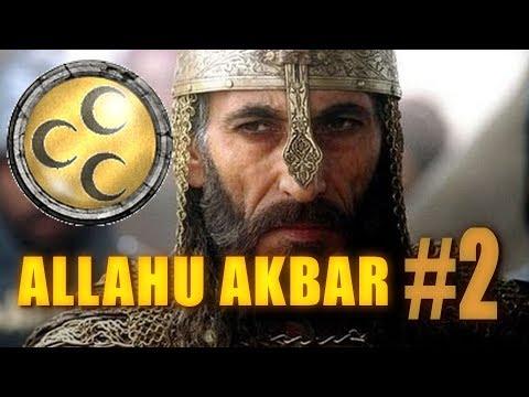 ALLAHU AKBAR - Medieval 2 Crusades - Egypt #2