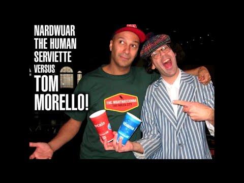 Nardwuar vs. Tom Morello - The Extended Version