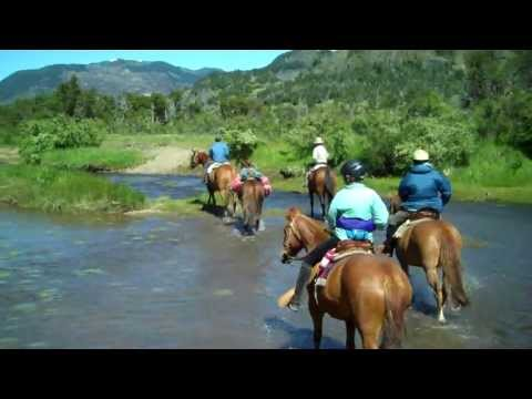 Horse Riding in Chile: Patagonia Lodge