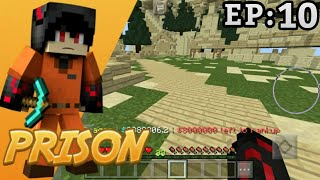 Minecraft Pocket Edition (Minecraft PE/Mcpe) Prison Jailbreak (1.1.4) Episode 10: PvP Mine 4.0!!!