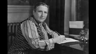 Gertrude Stein reads The Making of Americans