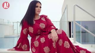 Ahlan! x Mona Kattan: Behind The Scenes on Set With Mona