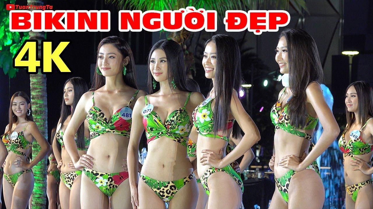 Dàn Người đẹp Bikini nóng bỏng khuấy động Đà Nẵng | 4K Siêu nét