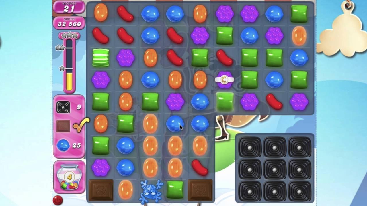 candy crush saga level 1818