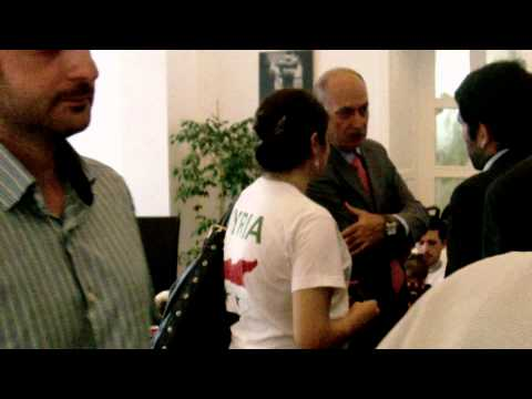 Prague: Syrian expats vote in presidential election 2