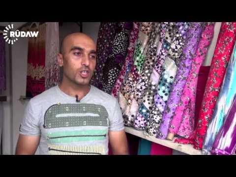 Bandora şer li ser bazara Kobanî
