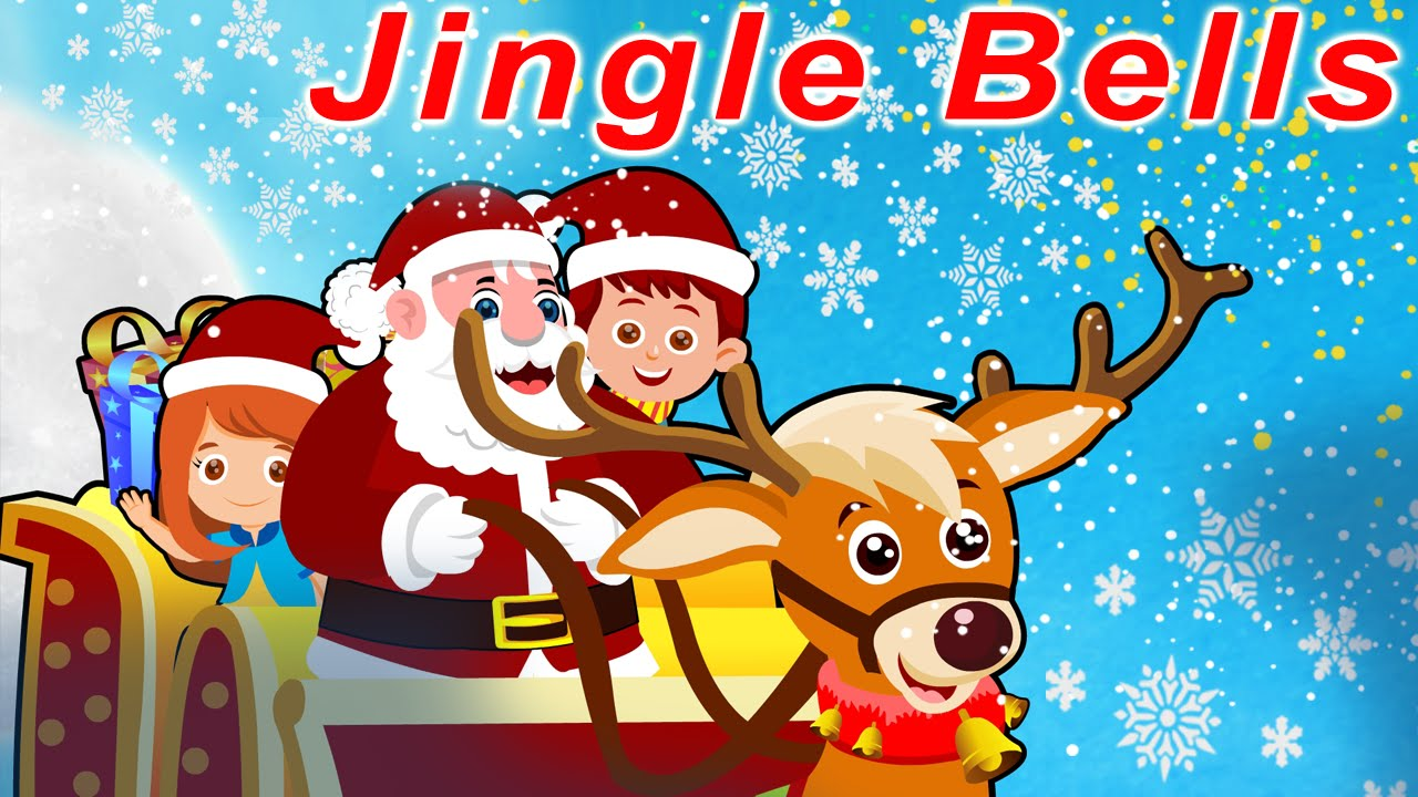 Jingle Belle Ghostlygabbie: Jingle Bells Song For Children With Lyrics (subt