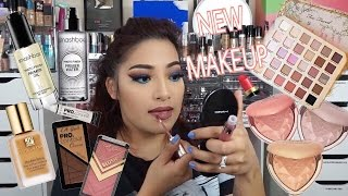 FULL FACE FIRST IMPRESSIONS New Toofaced Highlighters, L.A Girl Pro Contour Creams + More