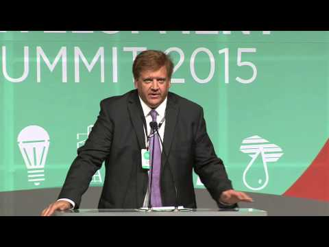 2015 Governor's Energy Development Summit: Breakfast Plenary