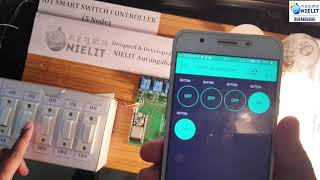 Amazon Alexa/Google Assistant Based IoT SmartSwitch Controller/Home/Office Automation WiFi Bluetooth