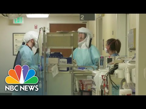 New York Health Care Workers Describe Critical Care Units As 'War Zones' | NBC News