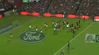 NZ vs Boks 12 September 2009