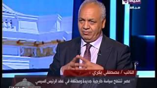 بالفيديو.. بكري: البعض استغل تصريحات الرئيس لزيادة التوتر مع السعودية