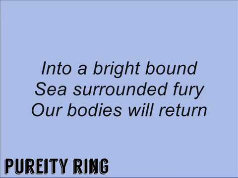 Saltkin - Lyrics | Purity Ring
