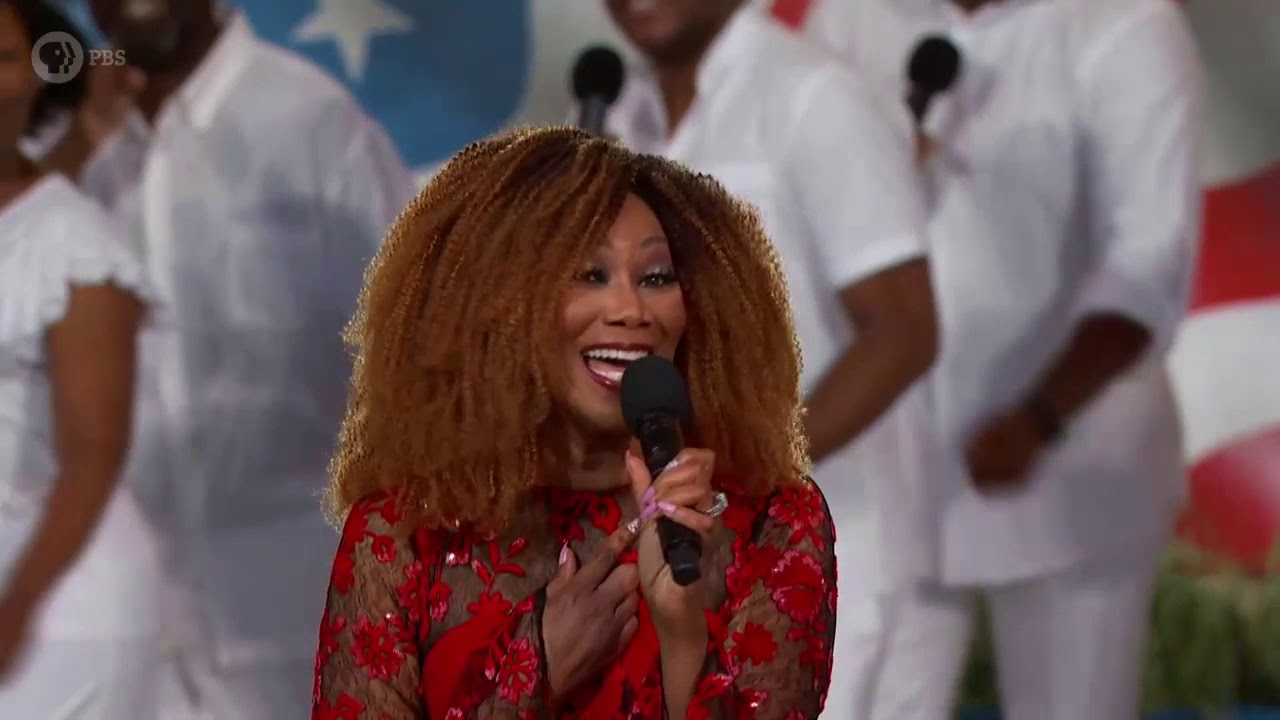 "Image result for YOLANDA ADAMS SINGS ""RESPECT"" AT A CAPITOL FOURTH getty images"