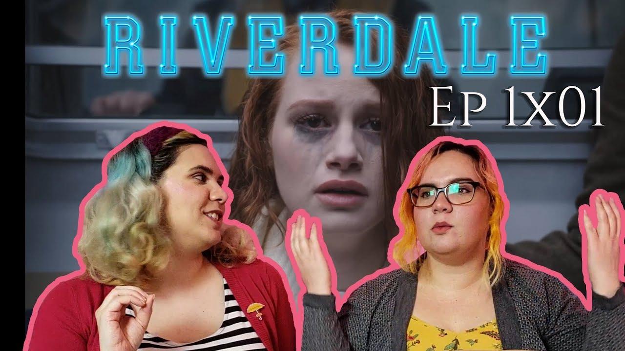 "Download Riverdale 1x01 Reaction ""The River's Edge"""