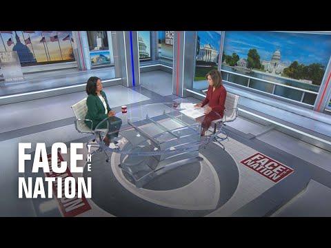Face The Nation with Margaret Brennan: Jayapal, Dickerson, Morrison, Erdoğan