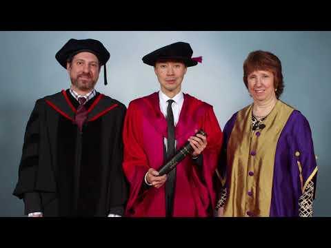 University of Warwick Honorary Graduate - Tash Aw