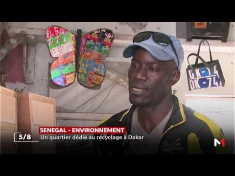 Sénégal: récupération de déchets, activité principale de plusieurs jeunes de Soweto
