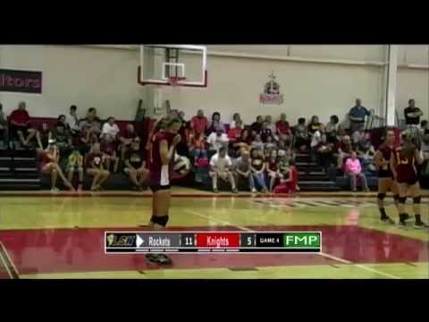 FCA Volleyball v Berne Union - 09-03-15