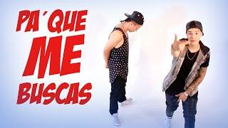 Pa Que Me Buscas - Juanda Oviedo ft. PaisaVlogs, Tiago, Jaos