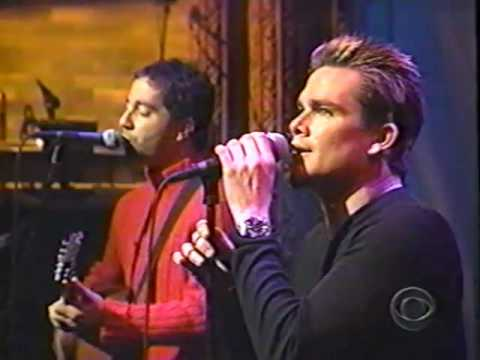 Sugar Ray David Letterman Someday '99
