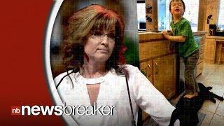Sarah Palin Defends Photo of Son Standing on Dog After PETA Criticism
