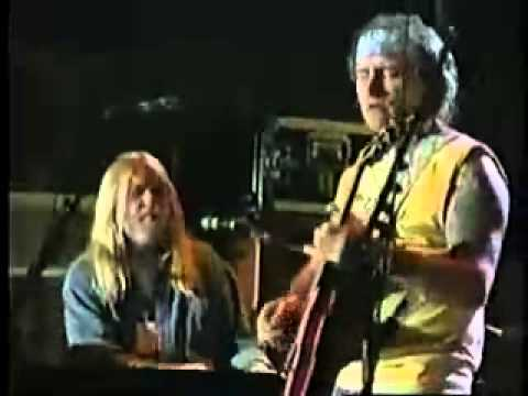 The Allman Brothers Band- One Way Out -1995 LIve Performance