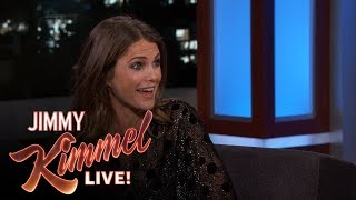 Keri Russell's Kids Are Not Impressed by Her