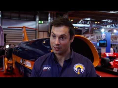 Bloodhound SSC Autosport Edit For Motorsport Mundial